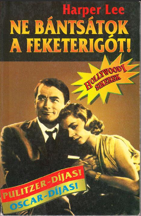 A magyar kiadás címlapja 1992-ből (MaNDA)