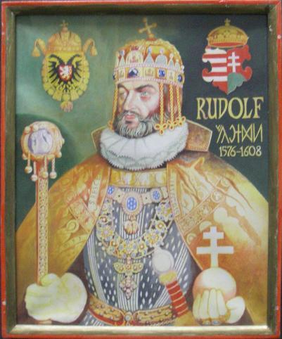 Rudolf, ahogy Somogyi Győző elképzelte (MaNDA)