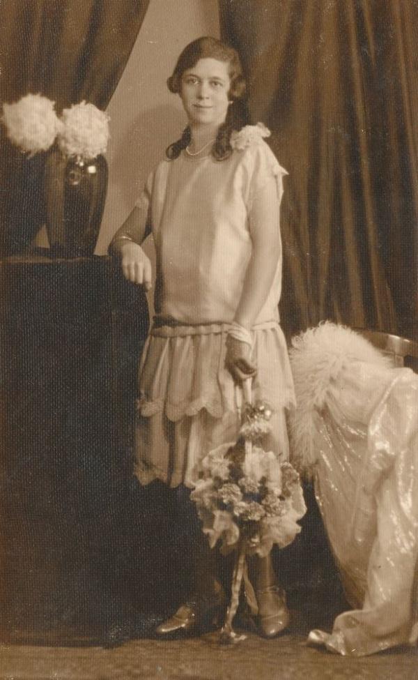 Szemeti Julianna (1927) - Városi Képtár Deák Gyűjtemény Székesfehérvár, CC BY-NC-ND