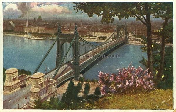 Budapest. Erzsébet-híd - Thúry György Múzeum, CC BY-NC-ND