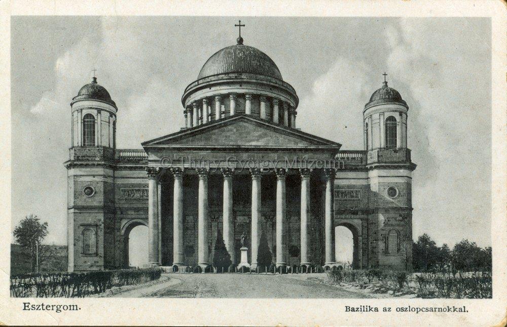 A Nagyboldogasszony és Szent Adalbert prímási főszékesegyház a két világháború között (MaNDA)