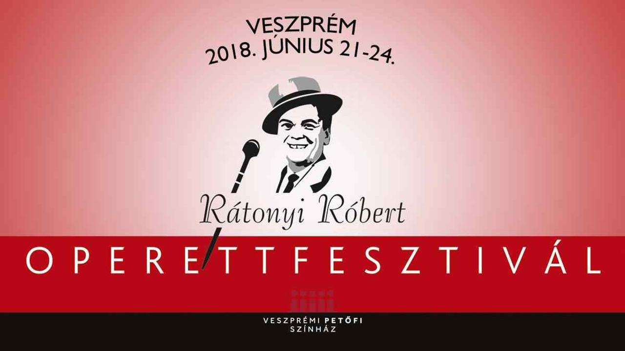Itt az első Rátonyi Róbert Operettfesztivál is!