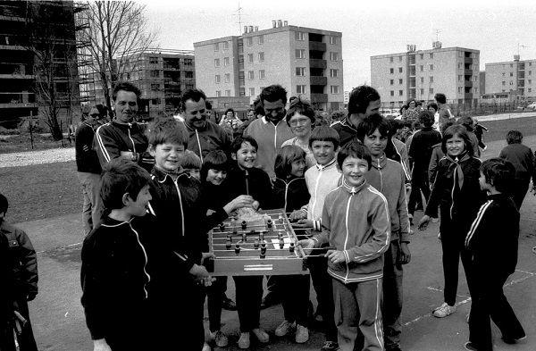 Csány iskola  sportnap - Balatoni Múzeum, CC BY-NC-ND