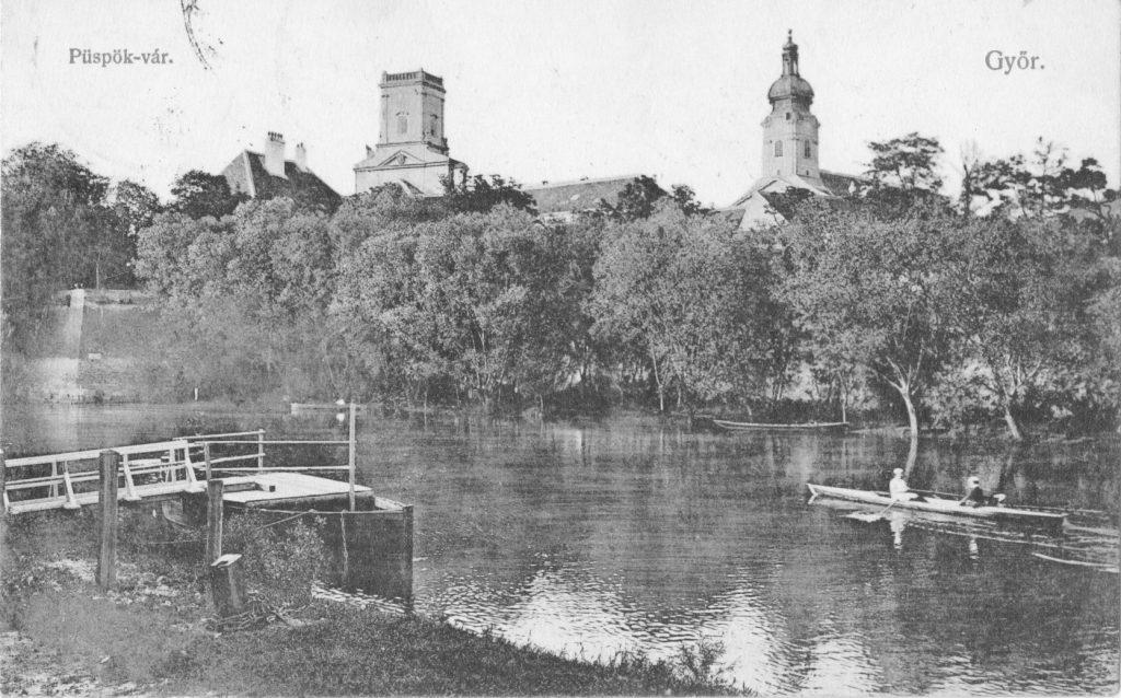 Az egyik helyszín még 1908-ban (MaNDA)
