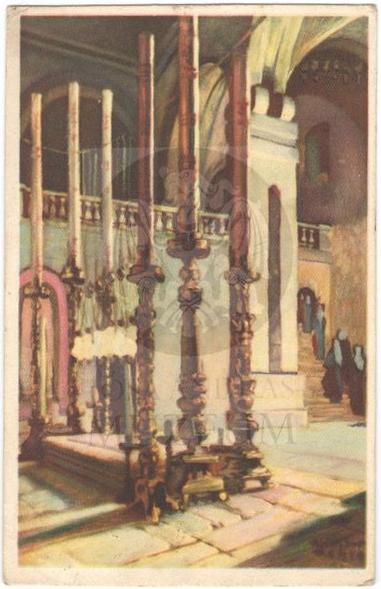 Jeruzsálem festmény