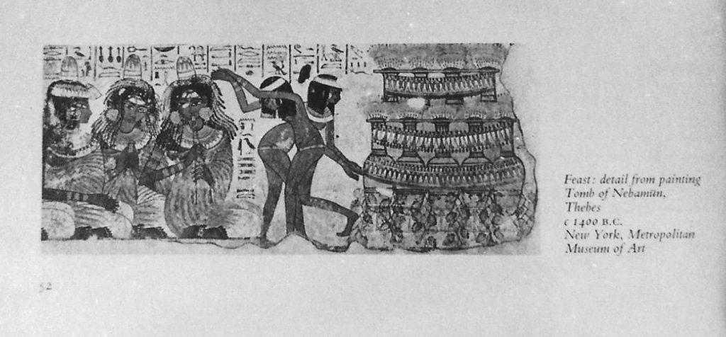 Az ókori Egyiptom kincseiből is szereztek be (MaNDA)