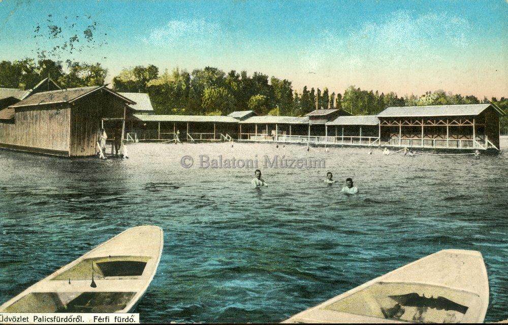 Palics 1915-ben (MaNDA)
