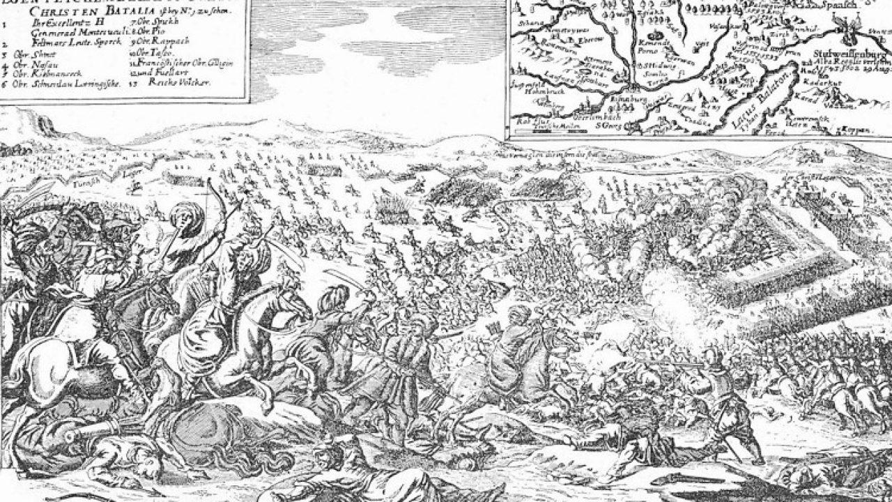 Szentgotthárd a nagy csatára emlékezik