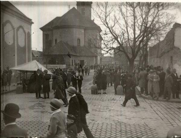Óbudai Búcsú, Budapest, 1930 - MKVM, CC BY-NC-ND