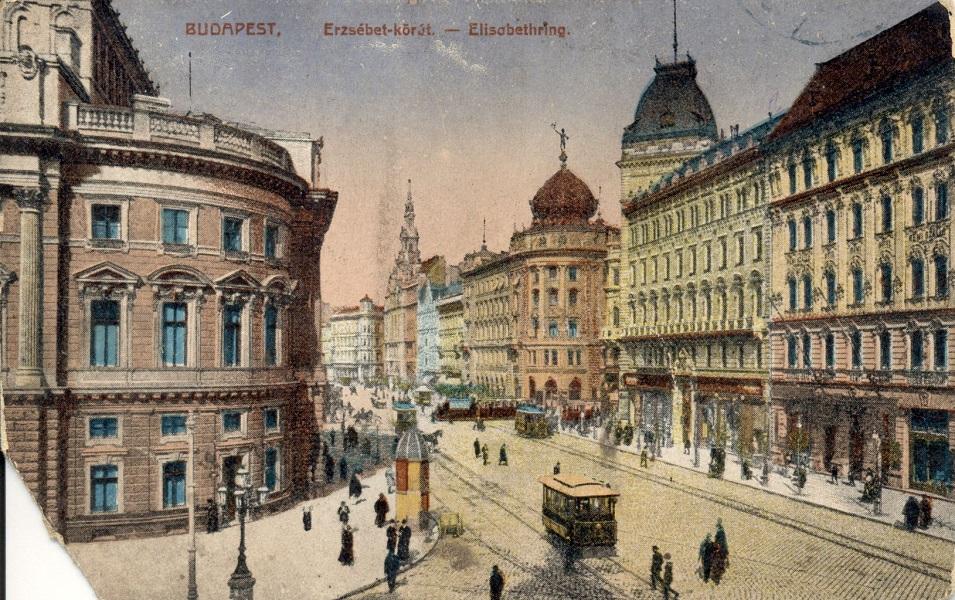 Nemzeti Szálló a József körúton - Magyar Kereskedelmi és Vendéglátóipari Múzeum, CC BY-NC-ND