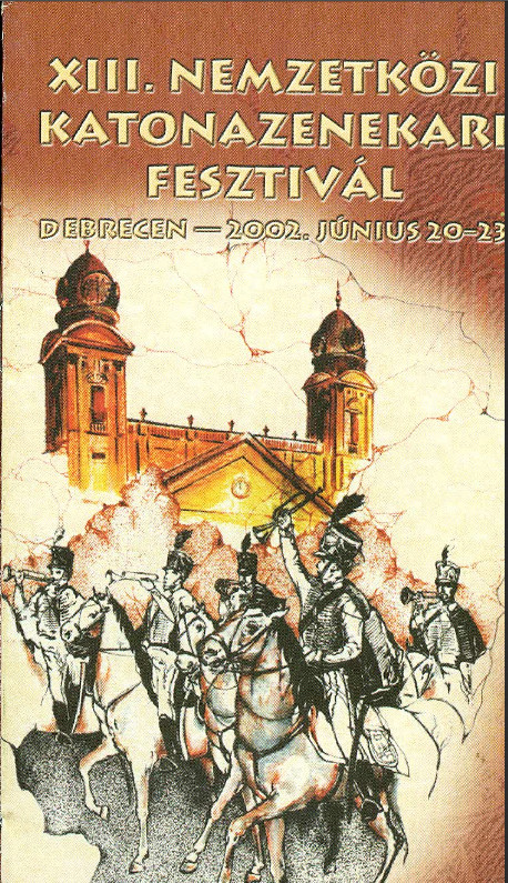 2002-ben a 13. fesztivált rendezték (MaNDA)