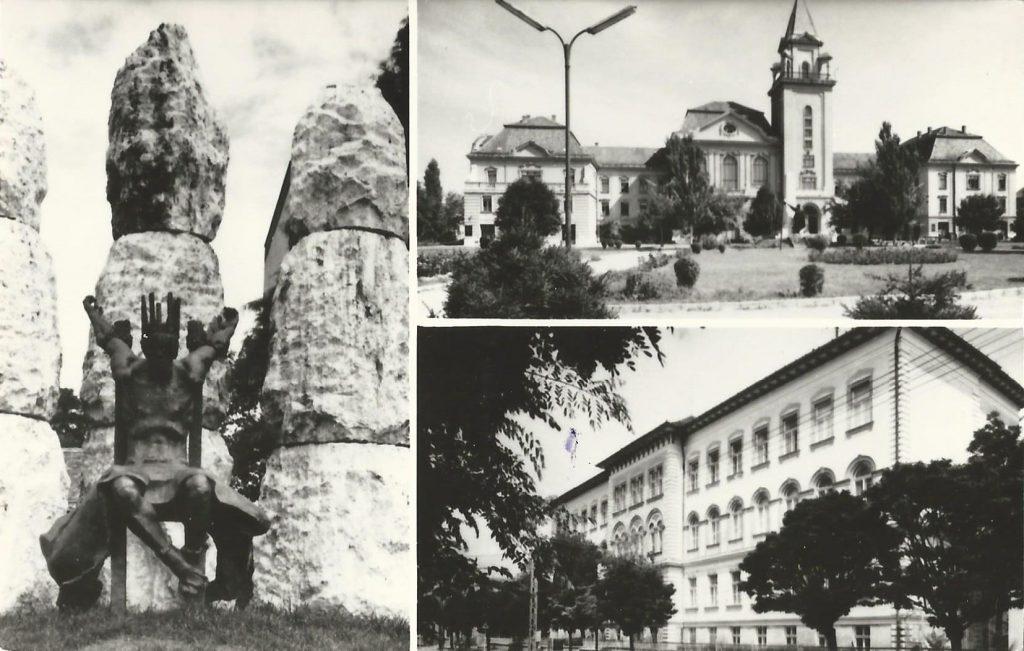 A fesztivál helyszíne régi képeslapon (MaNDA)