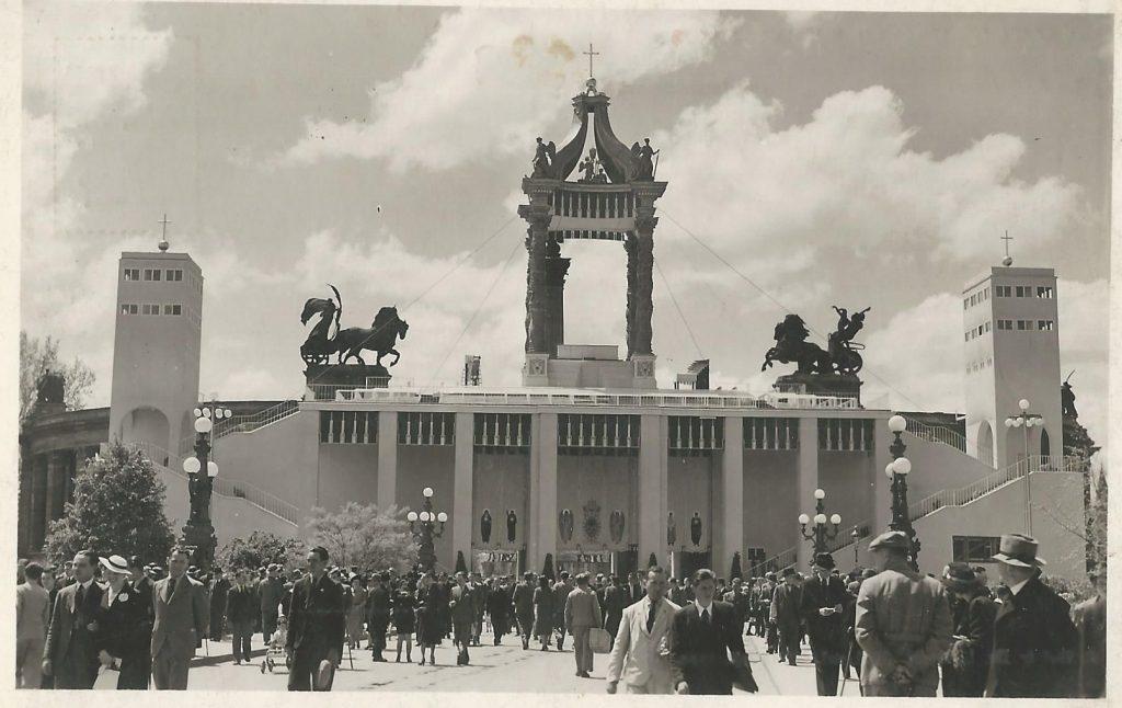 Kongresszus 1938-ban, Budapesten (MaNDA)