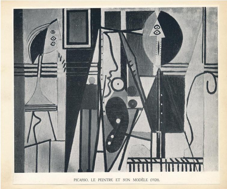 Reprodukciók kevésbé ismert Picasso-művekről (MaNDA)