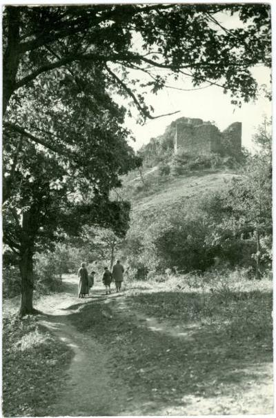 Fotó a romról a múlt század második feléből (MaNDA)