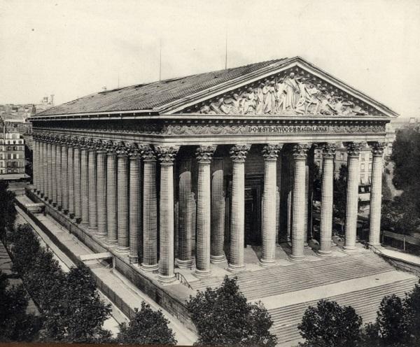 Madeleine-templom - Kuny Domokos Múzeum, CC BY
