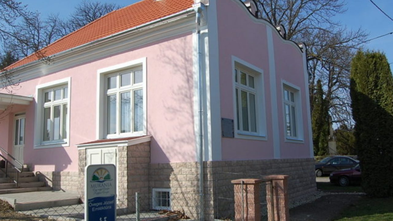 Múzeum lesz Öveges professzor házában