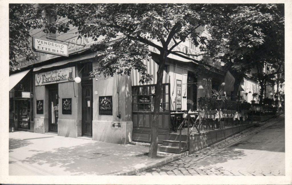 Valamikor étterem is működött a földszintjén (MaNDA)