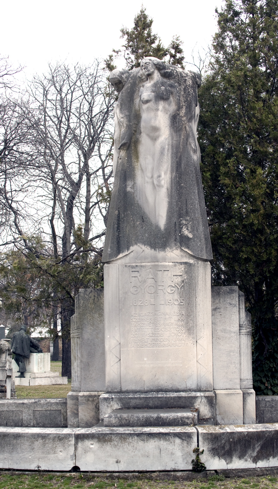 Ráth György szecessziós síremléke (MaNDA)