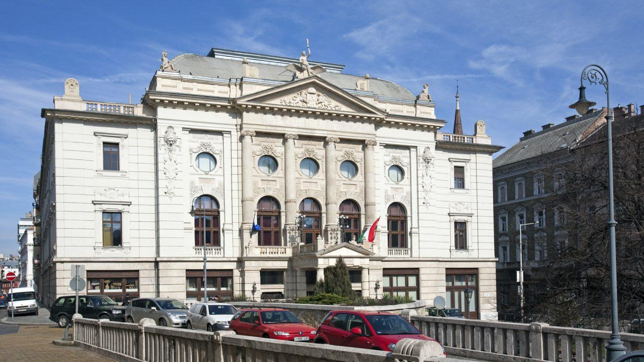 A Budai Vigadó újra a magyar kultúra egyik főhadiszállása lett