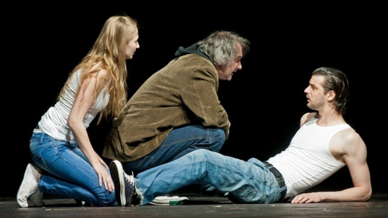 Négy rendező Az ember tragédiája 1. című darabban