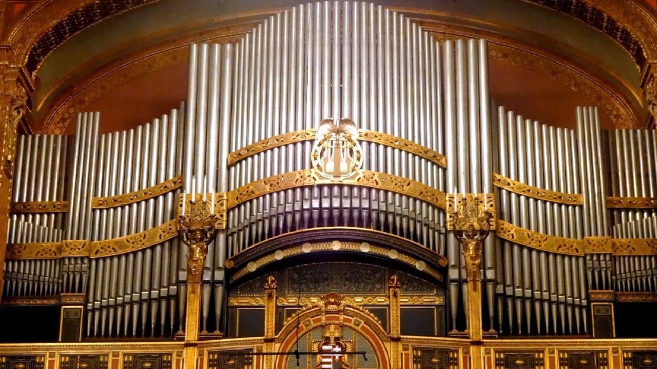 51 év után ismét megszólal a Zeneakadémia eredeti orgonája