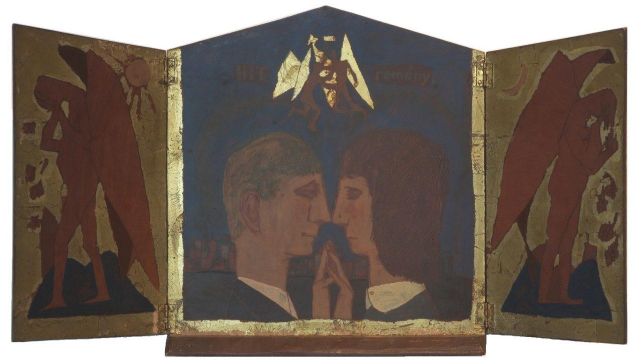 Kondor Béla Emlékszoba a Herrich-Kiss villában