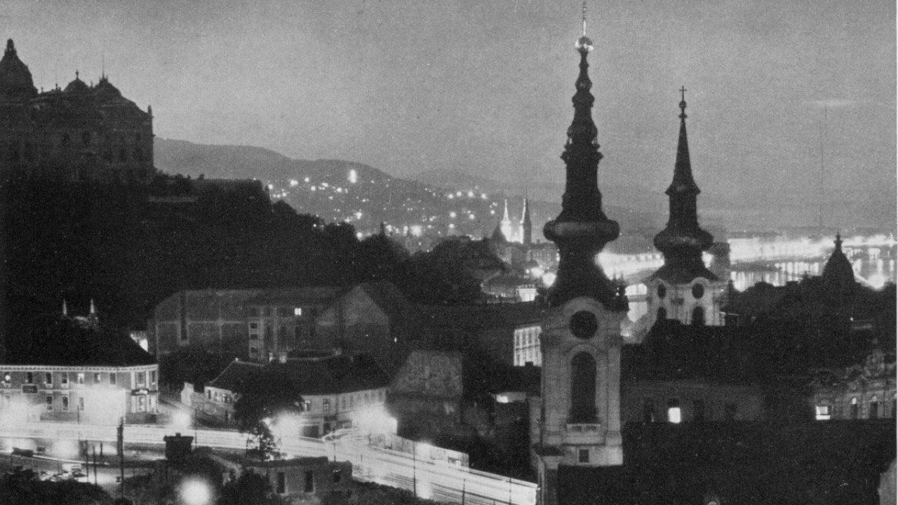 Kiállítás a Tabán kommunisták által eltüntetett szerb templomáról