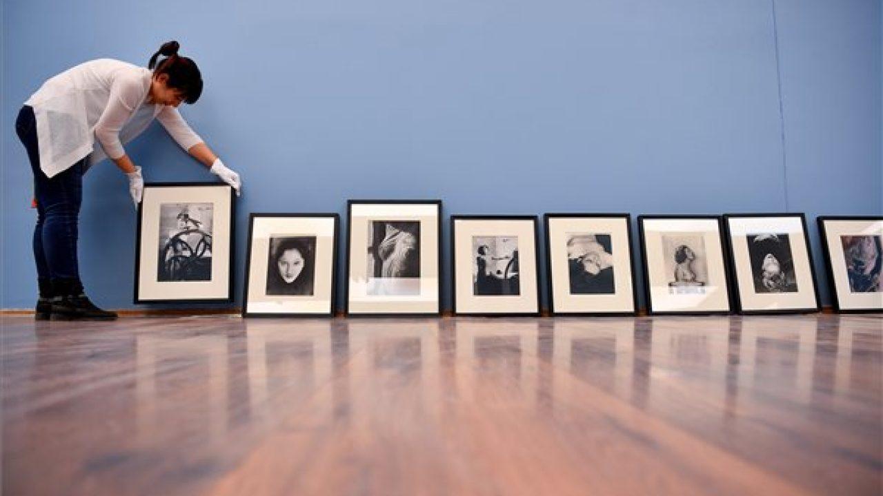 Man Ray fotói a Modemben