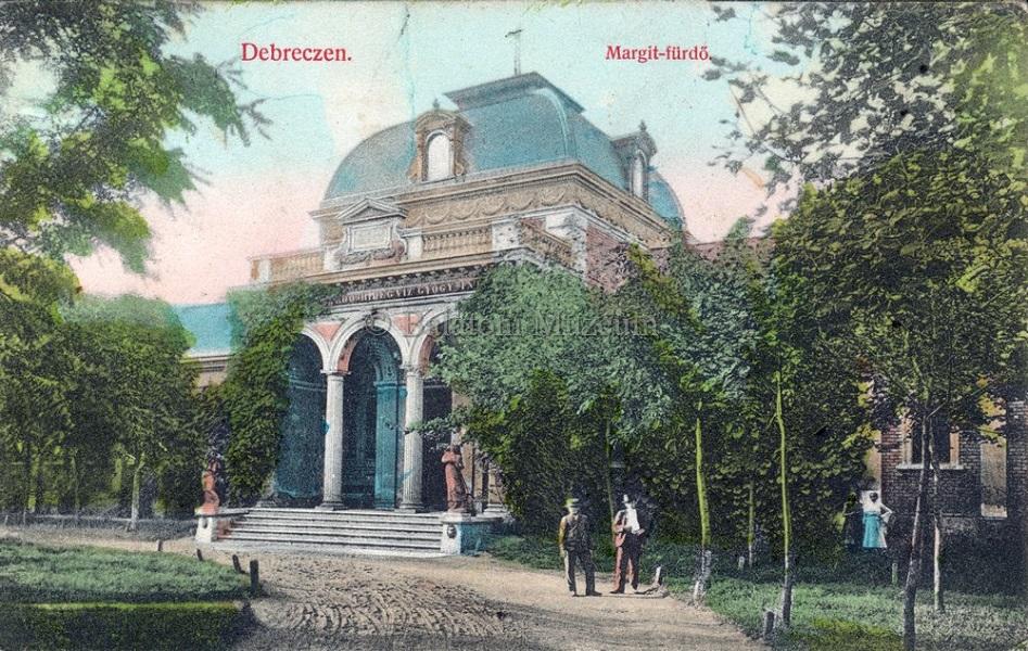 Debrecen. Margit-fürdő - Balatoni Múzeum, CC BY-NC-ND