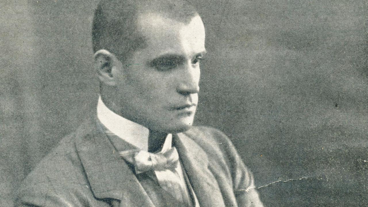 Kacsóh Pongrác hagyatéka a vitrinekben