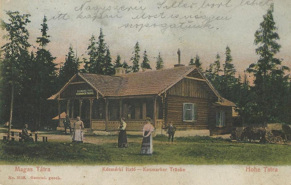 Késmárki Itató - Magyar Kereskedelmi és Vendéglátóipari Múzeum, CC BY-NC-ND