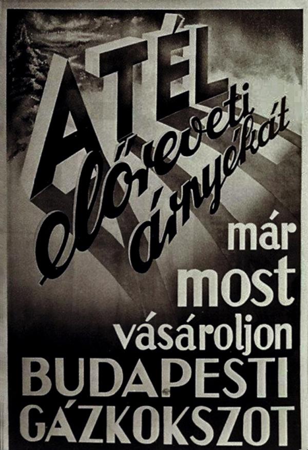 Budapesti Gázkoksz - Magyar Kereskedelmi és Vendéglátóipari Múzeum, CC BY-NC-ND