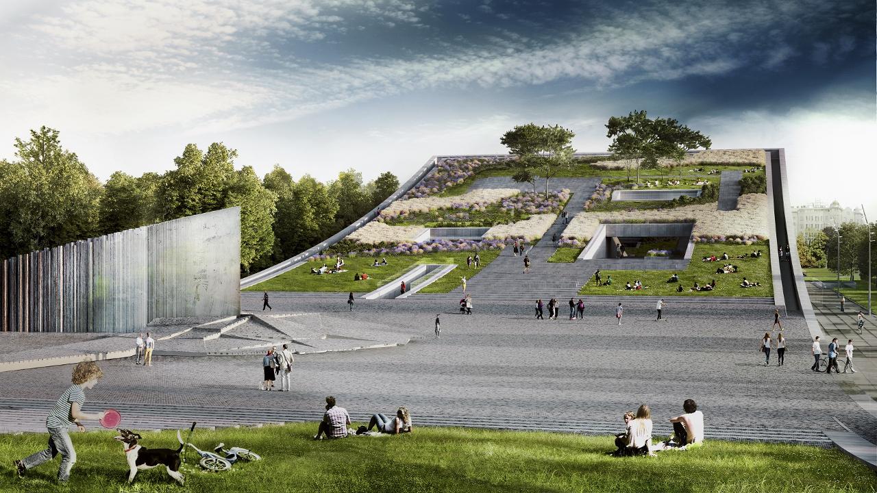 A világ legjobb középülete lett az új Néprajzi Múzeum