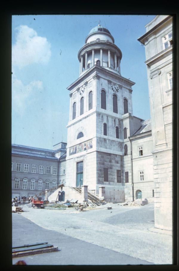 Skoflek István diaképei - Kuny Domokos Múzeum, CC BY