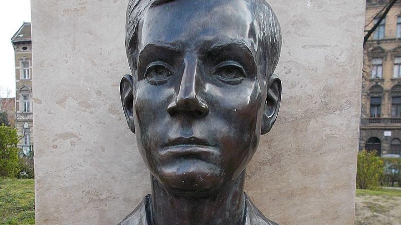 Bauer Sándor égő áldozata
