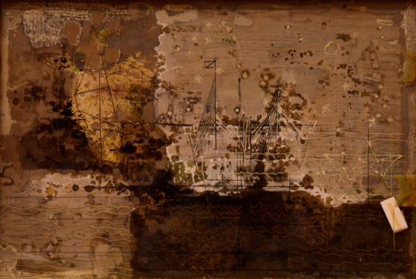 Tengeri táj - Rippl-Rónai Megyei Hatókörű Városi Múzeum, CC BY