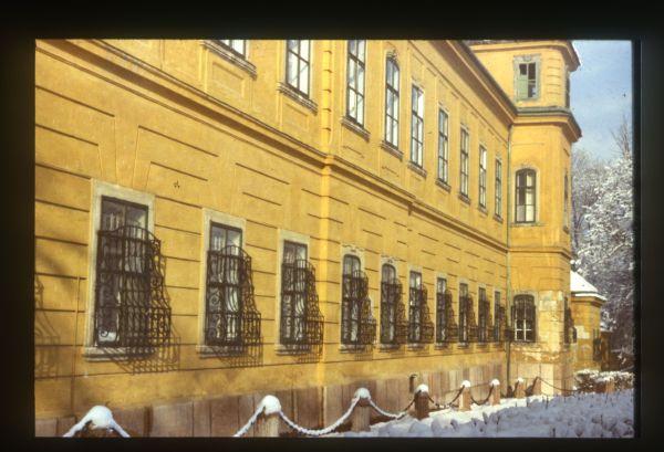 Skoflek István diaképei - Esterházy-kastély - Kuny Domokos Múzeum, CC BY