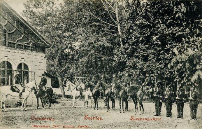 Szentesi csendőrség - Móra Ferenc Múzeum, Minden jog fenntartva