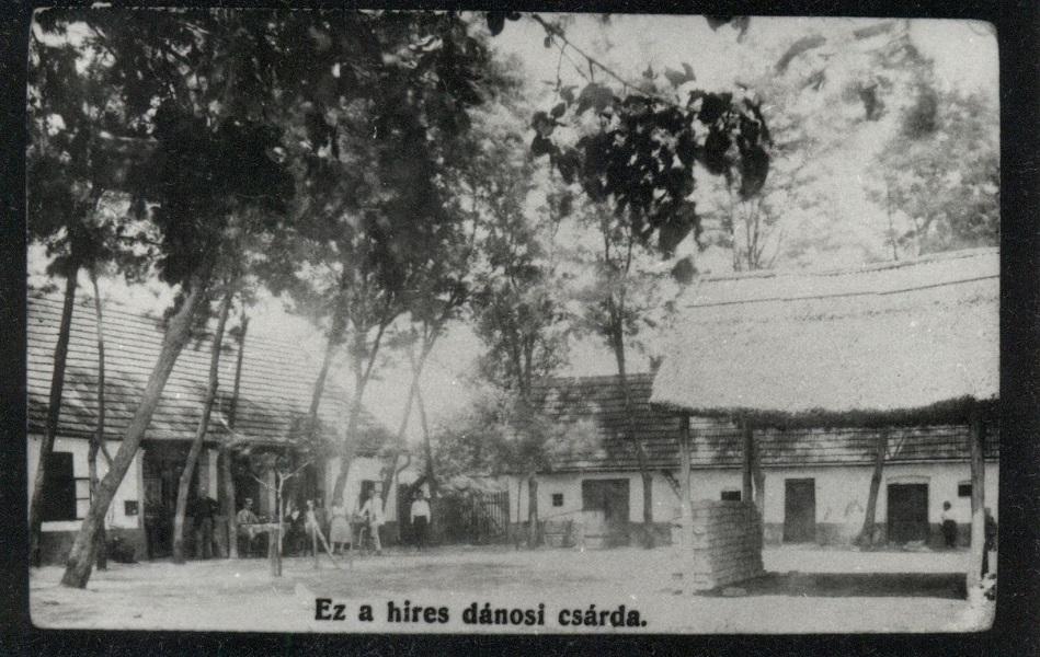 A Dánosi Híres Csárda (1926) - Magyar Kereskedelmi és Vendéglátóipari Múzeum, CC BY-NC-ND