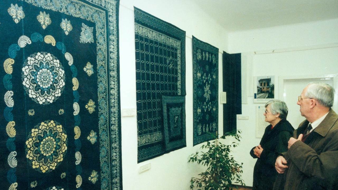 A világ szellemi kulturális öröksége lett a kékfestés