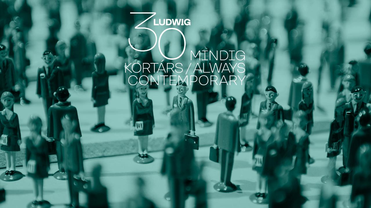 Harminc éves a Ludwig Múzeum