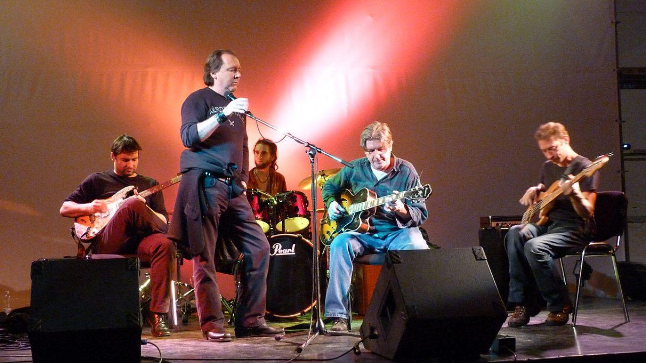 Ady és a a Balaton zenekar találkozása