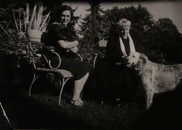 Josipovich Ida és Goszthony Mihályné - Rippl-Rónai Megyei Hatókörű Városi Múzeum, CC BY