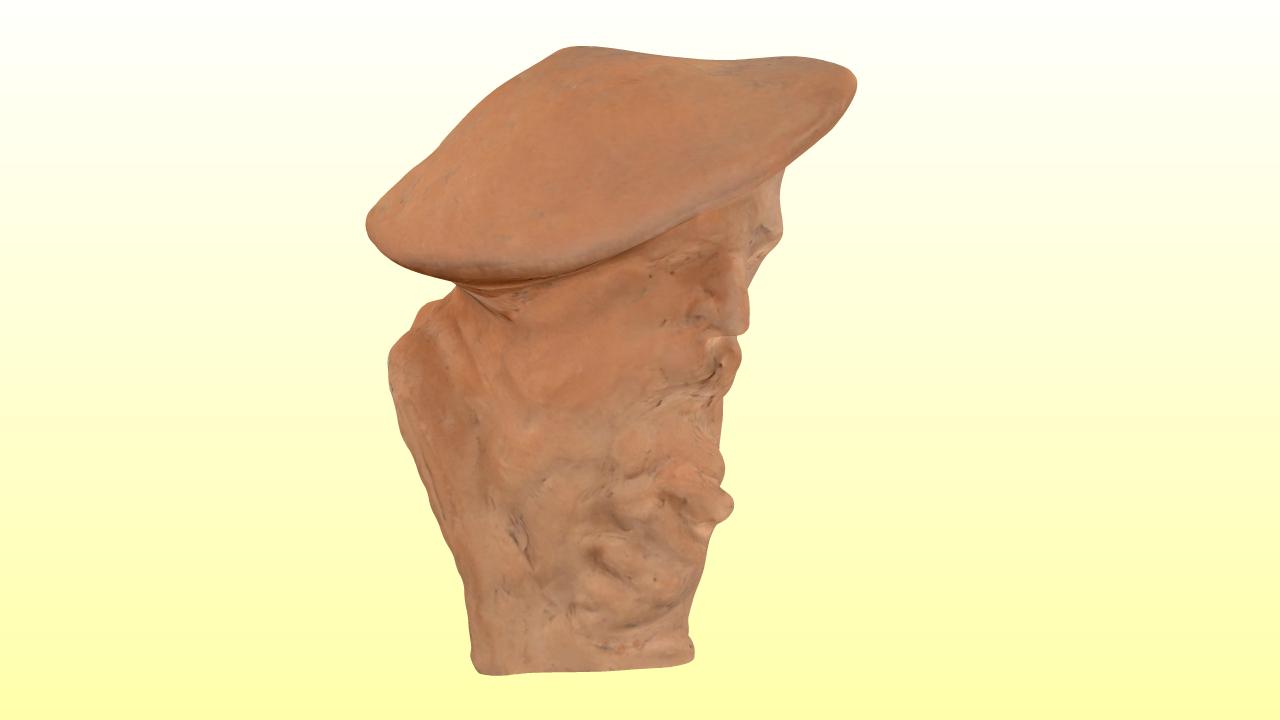 Rodin 3D-ben