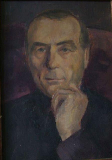 Férfi arckép (Goszthony Mihály) - Rippl-Rónai Megyei Hatókörű Városi Múzeum, CC BY
