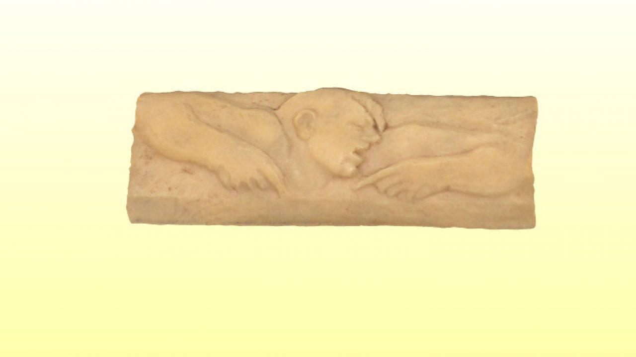 Faragott csontok a Fekete Kolostorból