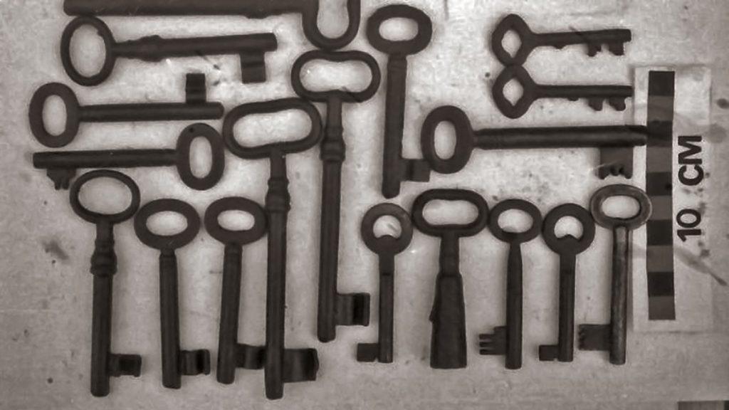 Kulcsgyűjtemény - Thorma János Múzeum, CC BY-NC-ND