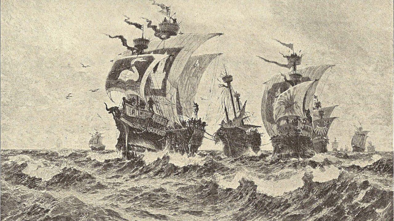 Konténereket kerestek, 500 éves hajót találtak