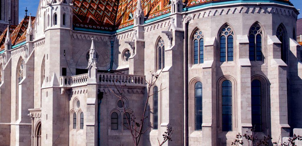 A Mátyás templom - Magyar Nemzeti Digitális Archívum és Filmintézet, CC BY-NC-ND